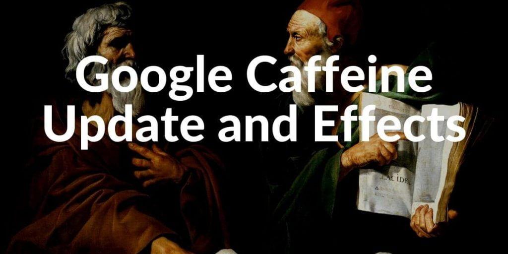 Google Caffeine Image Update