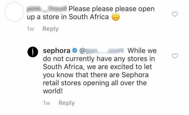 Sephora Community Management