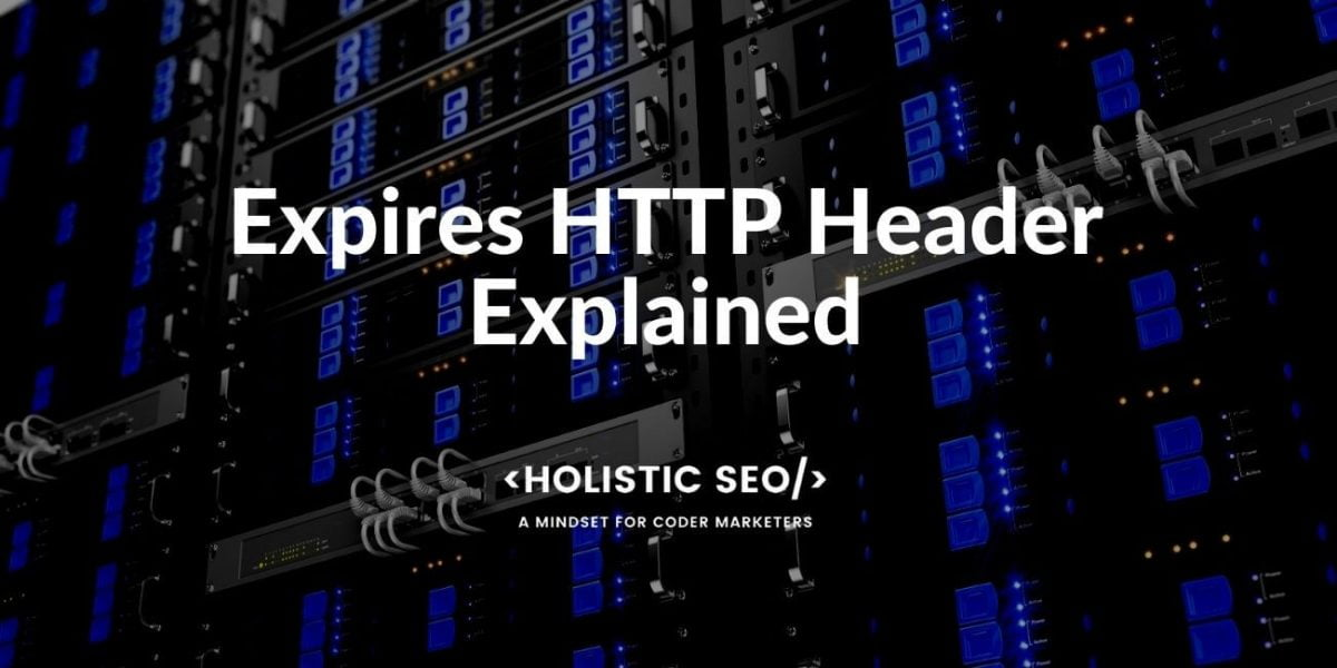 Expires HTTP Header