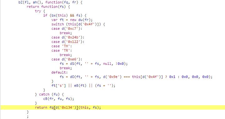 Javascript Layout Trash