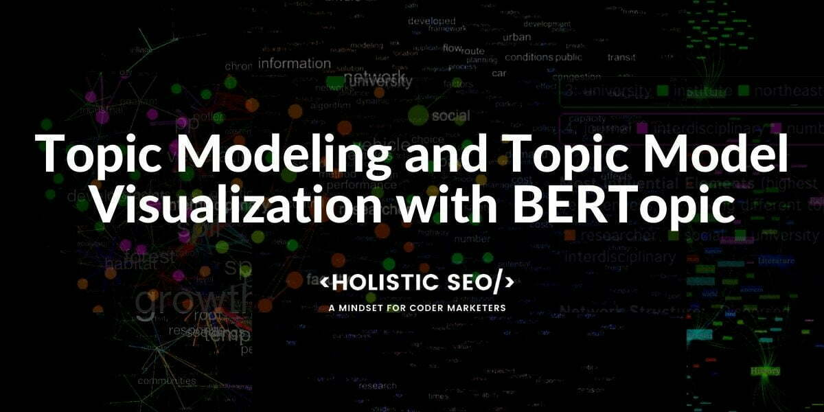 topic modeling berttopic