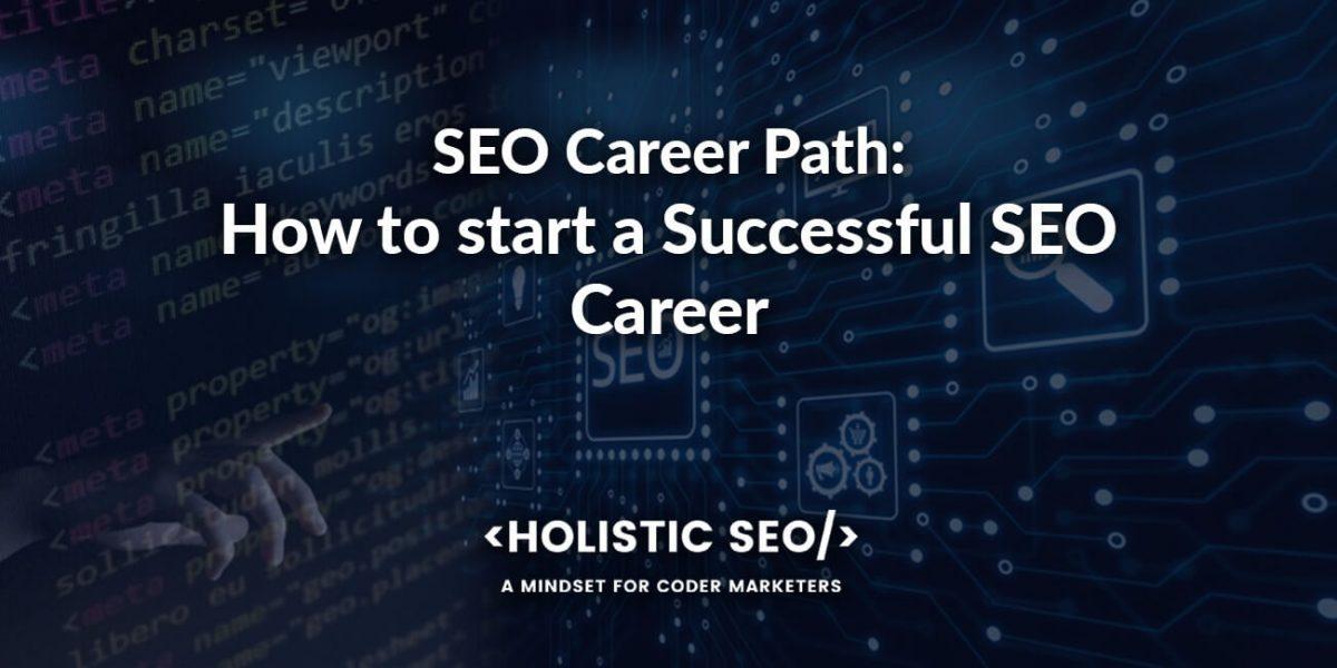 SEO Career Path